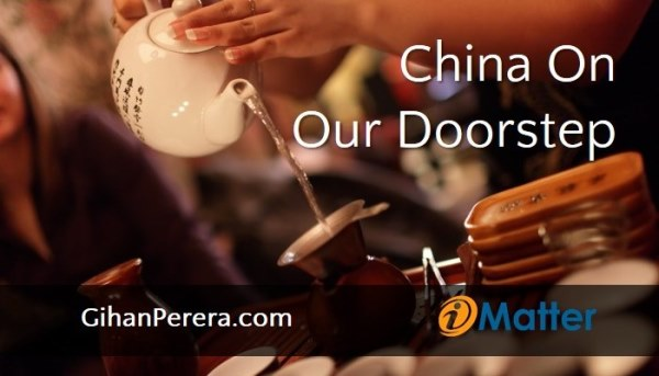 China On Our Doorstep