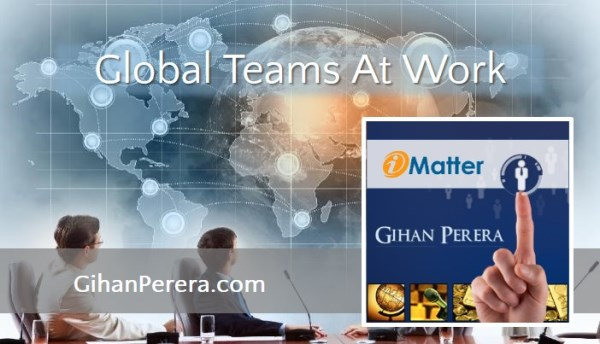 Global Teams At Work