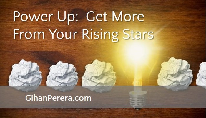 Get More From Your Rising Stars