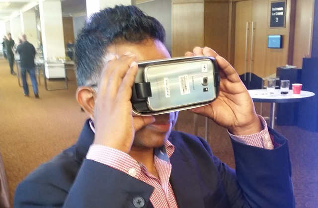 Virtual Reality - Google Cardboard