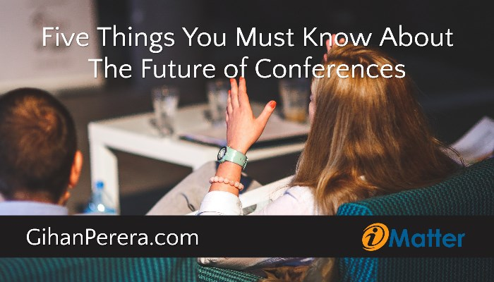 TheFutureofConferences