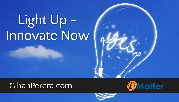 Light Up - Innovate Now