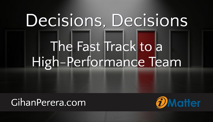 performance decision making and teams A pioneer in visual and visual-motor performance training for 35 years, dr teig  has worked prolifically with professional sports teams across.