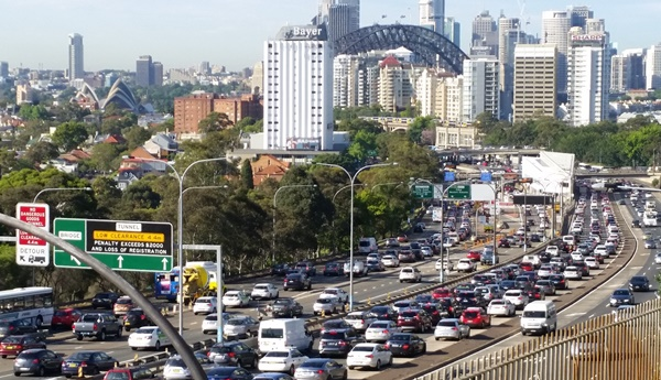 sydney-traffic