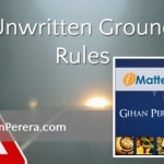 Unwritten Ground Rules