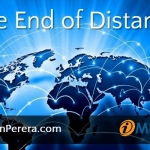The End of Distance