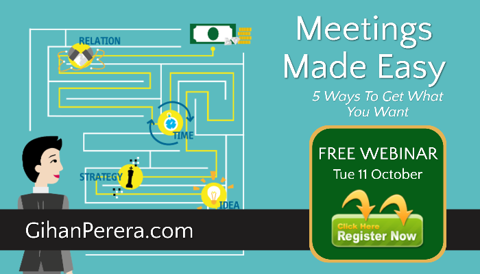 Meetings Made Easy: 5 Ways To Get What You Want