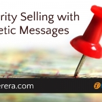 Authority Selling with Magnetic Messages