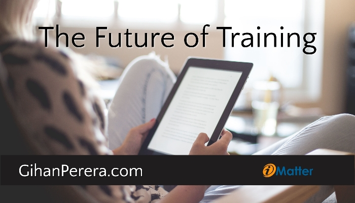 The Future of Training
