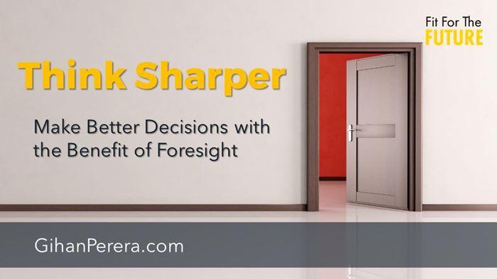 Think Sharper