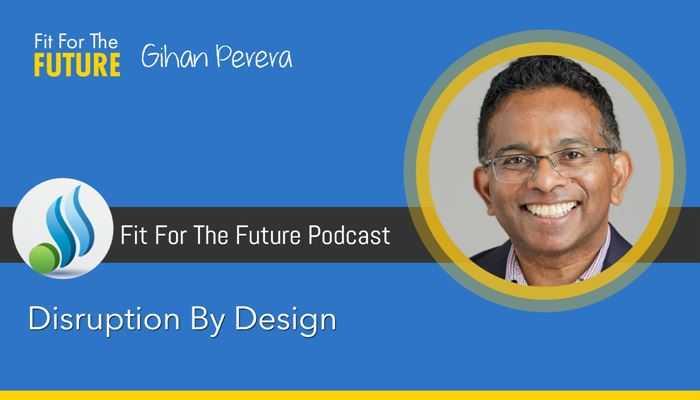 Disruption By Design