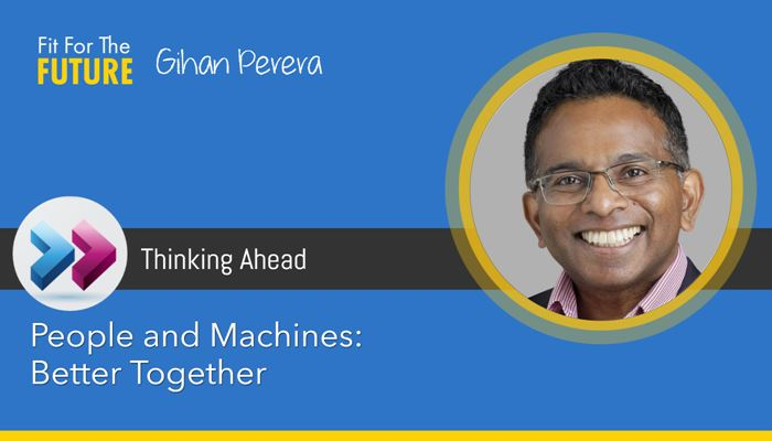 People and Machines: Better Together – Artificial Intelligence in the Workplace