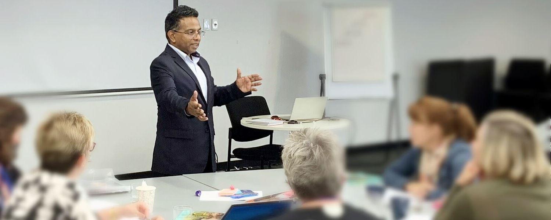 Gihan Perera - workshops