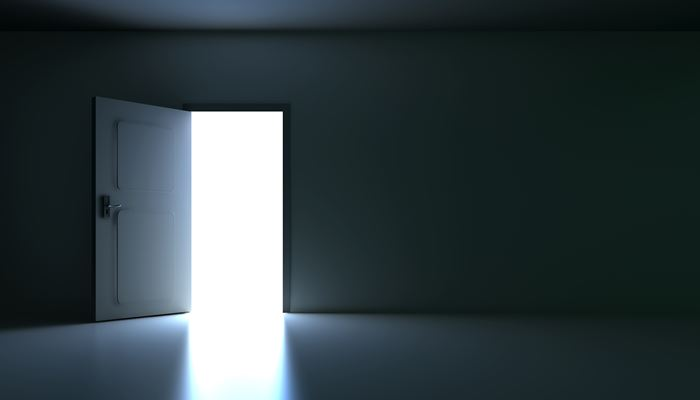 Open the Door To Greater Experience