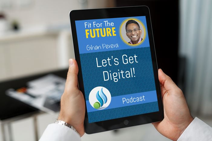 Let's Get Digital – Podcast
