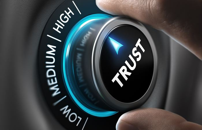 Trust Them!